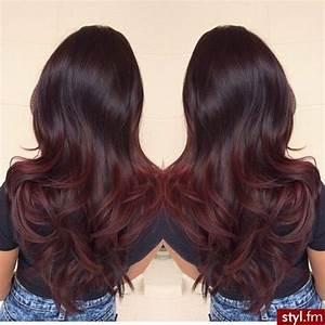 Ombré Hair Auburn : best 25 chocolate auburn hair ideas on pinterest red brown hair brown auburn hair and red ~ Dode.kayakingforconservation.com Idées de Décoration