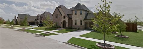 park place estates neighborhood homes in frisco