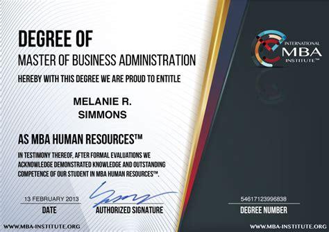 usd  mba human resources degree program