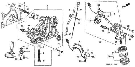 Honda Accord Engine Diagram Wiring For Free