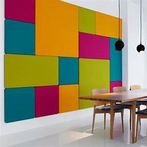 Schallschutz Wohnung Wand : akustik wandpaneel global square wandpaneele akustik und verkleidung w nde ~ Watch28wear.com Haus und Dekorationen