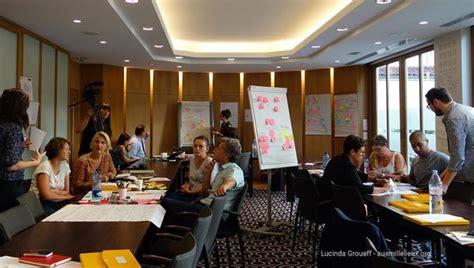 Organisation d'un atelier collaboratif à l'USH - Atelier PPLV