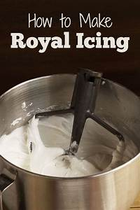 Royal Icing Recipe Without Meringue Powder | www.pixshark ...