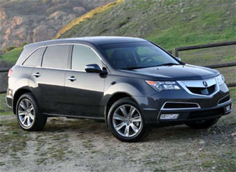 2013 Acura Mdx Review by 2013 Acura Mdx Road Test And Review Autobytel