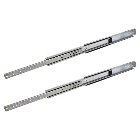 industrial drawer slides hettich 34 in industrial duty extension bearing