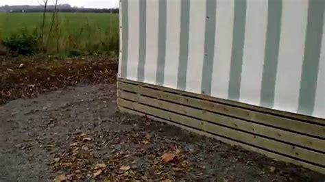wood skirting for mobile homes mobile home wooden skirting doovi 1947