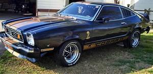 Tim & Rhonda's 76 mustang II cobra (With images) | Mustang ii, Mustang cobra, Ford mustang cobra
