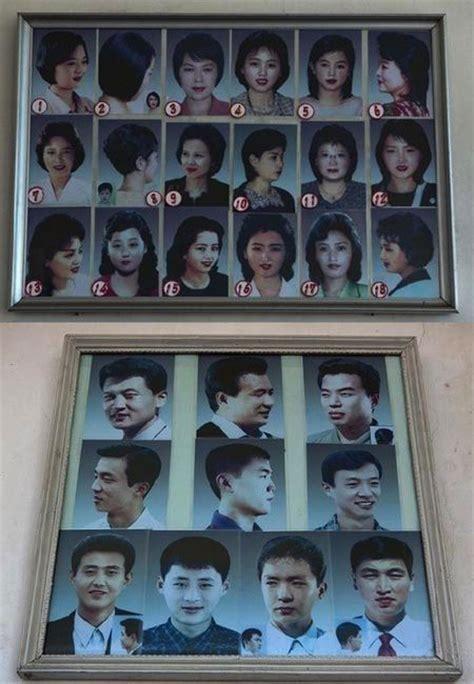 north korean citizens told socialist haircuts