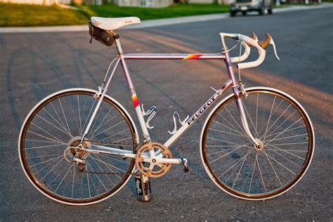 Peugeot Bikes by Jerome S Bikes Mystery Bike Revealed Peugeot Sante