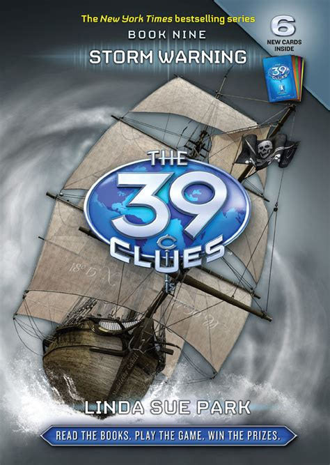 The 39 Clues Book Nine Storm Warning By Linda Sue Park