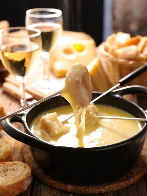 recette fondue au cantal marie claire