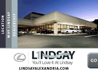 Lindsay Lexus Of Alexandria