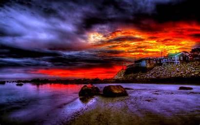 Sky Skies Wallpapers Stormy Nature Beauty Desktop