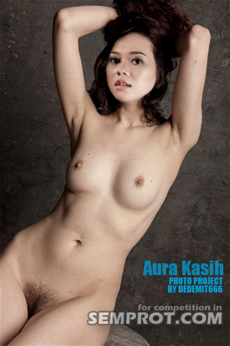 The Nude Artis Indonesia Naked Photo