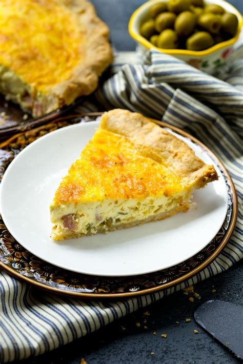 basic quiche recipe add mix ins