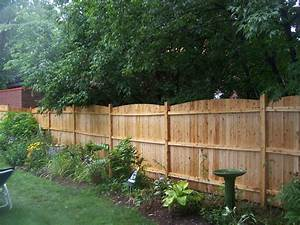 privacy fence ideas for backyard marceladickcom With simple and easy backyard privacy ideas