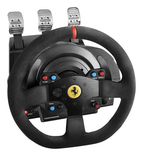 thrustmaster t300 alcantara best steering wheel pedals for newcomers to vr sim racing road to vr