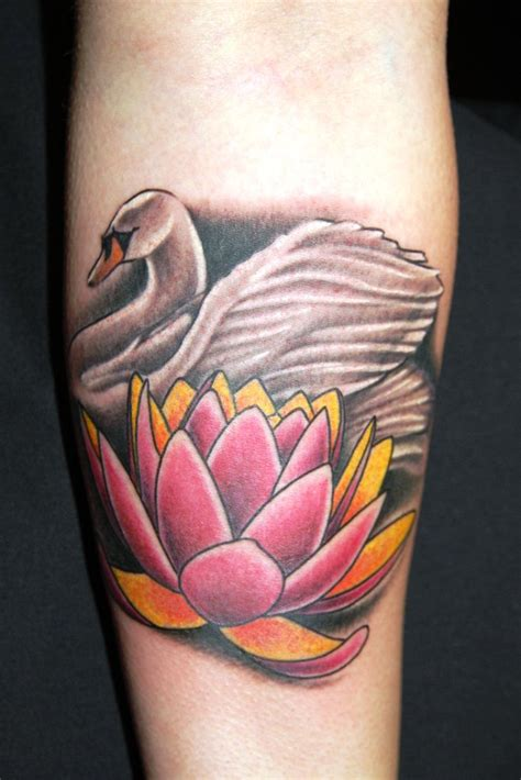 famous swan tattoo ideas  designs   instaloverz
