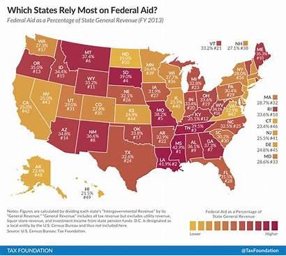 Federal States Aid Than Receive