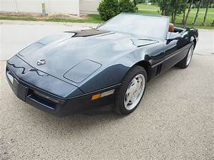 1989 chevrolet corvette convertible sold safro With convertible solde