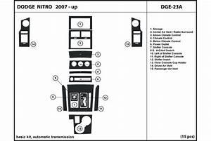 2007 Dodge Nitro 12v Outlet Wiring Diagram