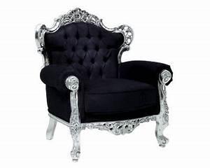 Fauteuil Crapaud Maison Du Monde : fauteuil baroque simplement somptueux monde du fauteuil ~ Melissatoandfro.com Idées de Décoration
