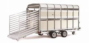 Ifor Williams Dp120 10 U0026quot  Cattle Trailer For Sale