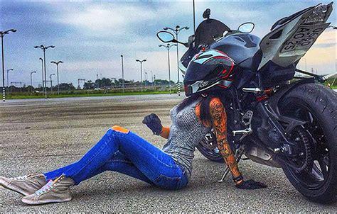 Queen Of Bikers Killed In Horrific Crash Leaving Her