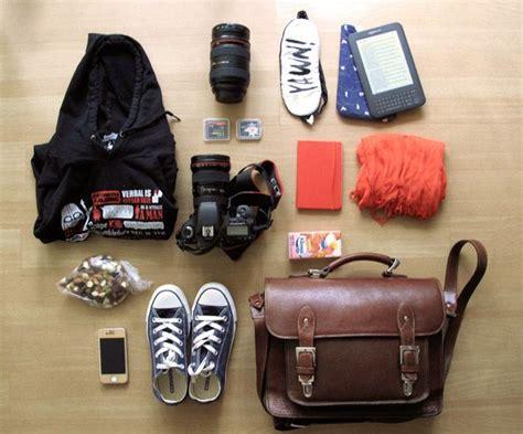 travel essentials via chigarden accessories