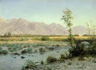 Prairie Landscape Paintings