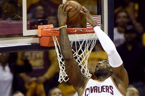 NBA Playoffs: Cavaliers vs. Raptors, Game 3, LIVE SCORE ...