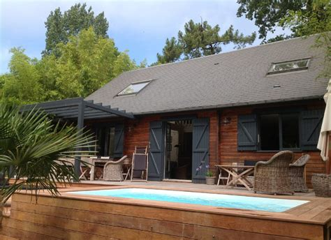 chalet a louer avec piscine touquet plage 6 maisons 224 louer pour des vacances en famille les louves