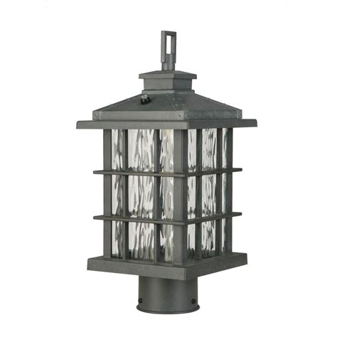 integrated led outdoor lighting home decorators collection zinc outdoor integrated led
