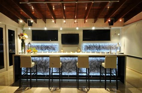 Residential Bars by Residential Bar Contemporary Family Room Other Metro