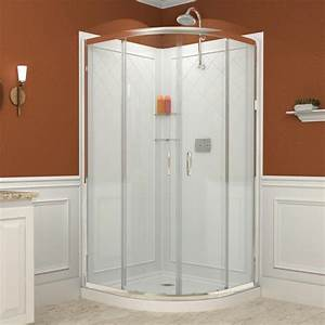 Menards Shower Stalls One Piece Acrylic Stalls Tub To
