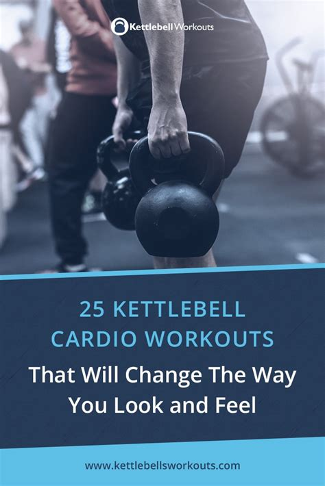 cardio kettlebell workouts feel change way specific asked increase often rate fast heart these