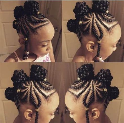 striking box braids   girls  hairstylecamp