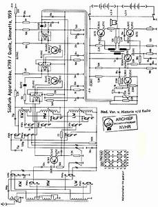 Am Transistor Radio Circuit Diagram Service Manual