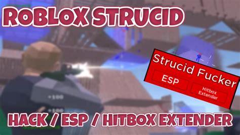 roblox strucid hack esp hitbox extender strucid