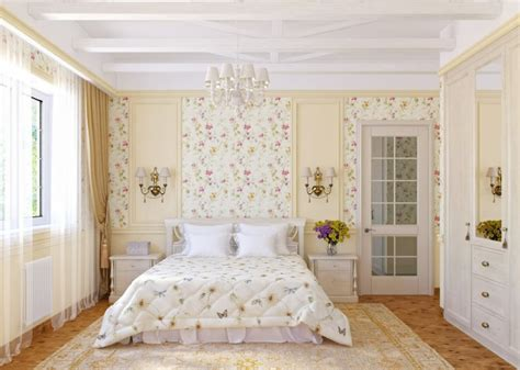 chambre adulte romantique decoracion provenzal 26 interiores al estilo francés