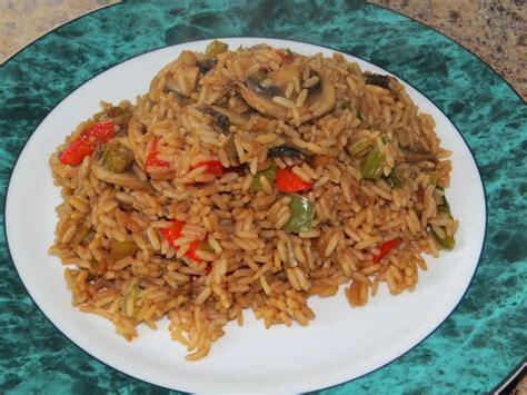 cuisine asiatique simple cuisine chic et simple riz chinois au four