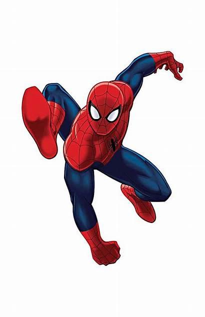 Spiderman Spider Ultimate Marvel Comics Clip Amazing
