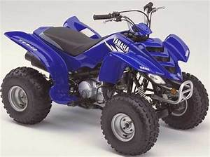Yamaha Badger  Raptor 80 Yfm80 Atv Service Repair Manual