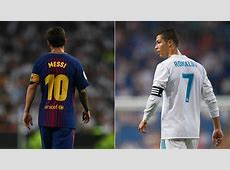 Cristiano Ronaldo v Leo Messi Both touch refs, very