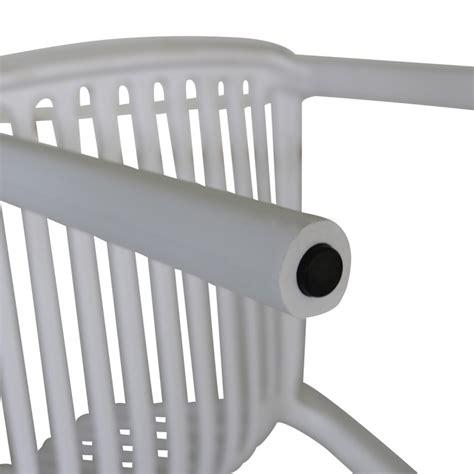 chaise plastique blanche chaise plastique blanche chaise terrasse mobeventpro