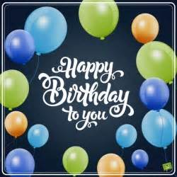 Happy Birthday Wishes Male Friend