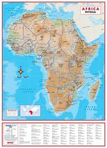 Maps4Africa | The World at Your Fingertips