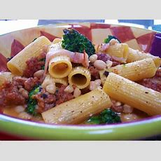 Countrystyle Rigatoni  Proud Italian Cook