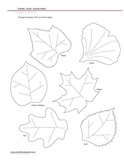 Autumn Leaf Template Free Printables 4 Best Images Of Leaf Templates Printable Pdf Printable