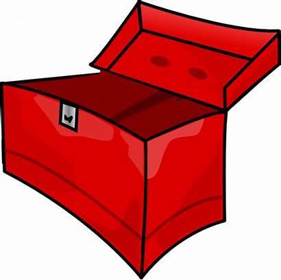 Tool Box Clip Clipart Clker Svg Vector